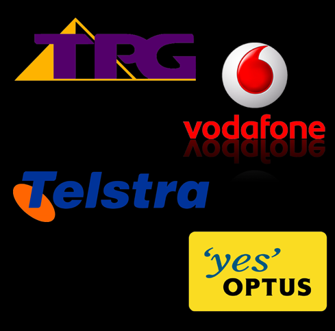 Telstra, Optus and Vodafone authorized dealer.