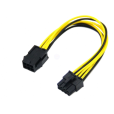 Astrotek GPU 6-Pin to 8-Pin Converter Cable