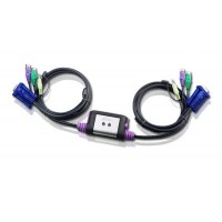 Aten CS62A KVM Switch with Audio