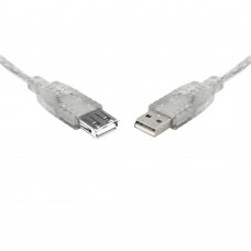 8Ware USB2 A Male/A Female Extension