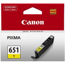Canon 651 Yellow