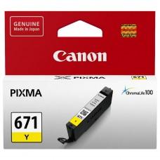 Canon 671 Yellow