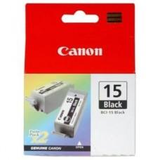 Canon BCI-15 Black