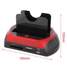 Clonedrive All-In-1 Dual HDD Dock