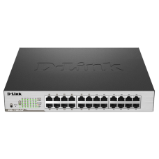 D-Link DGS-1100-24P PoE Gigabit Switch