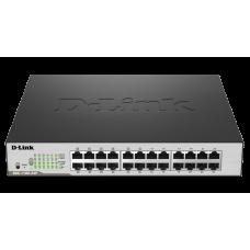D-Link DGS-1100-24P PoE Gigabit Switch