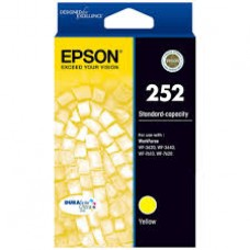 Epson 252 Yellow