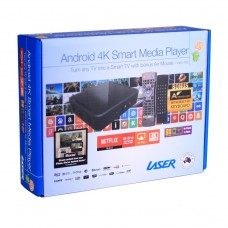 Laser Android 4K Smart Media Player