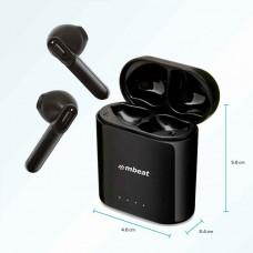 mBeat E1 True Wireless Earbuds