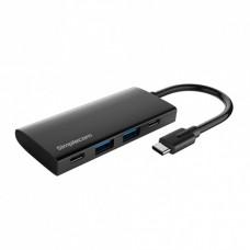 Simplecom USB-C 4 Port Hub