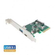 Simplecom EC312 PCIe to USB-C Adapter