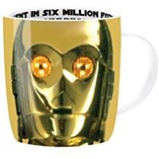 Star Wars C3PO Mug