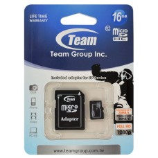 Team SD Micro Memory Card